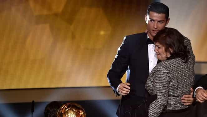 Veste îngrozitoare pentru Cristiano Ronaldo. Mama sa luptă cu o boală incurabilă!