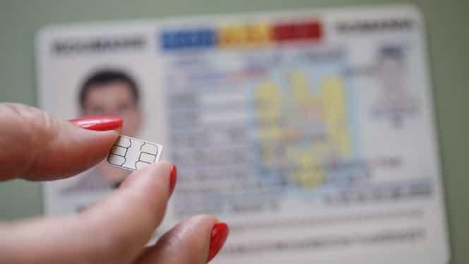 Noi reguli privind actele de identitate. Buletinul cu cip, disponibil din luna august
