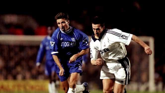 Dan Petrescu, în topul fundașilor golgheteri din Premier League. Pe ce loc e antrenorul lui CFR Cluj