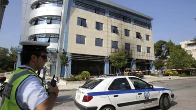 Explozie la sediul Microsoft din Atena