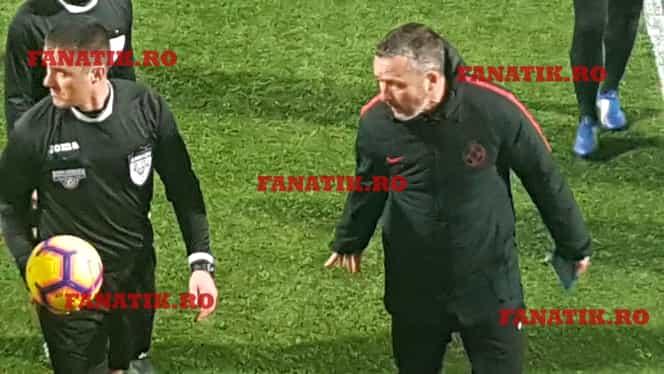 """Mihai Stoica l-a făcut praf pe Cojocaru: """"Știți ce mi-a spus după meci?"""""""