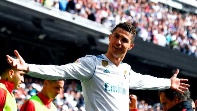 Video. Ronaldo, cifre incredibile! A ajuns la golul 650 în carieră