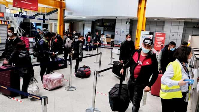 Autoritățile s-au răzgândit. Cele șase zboruri spre Germania, anulate inițial, vor decola vineri de pe Aeroportul din Cluj-Napoca