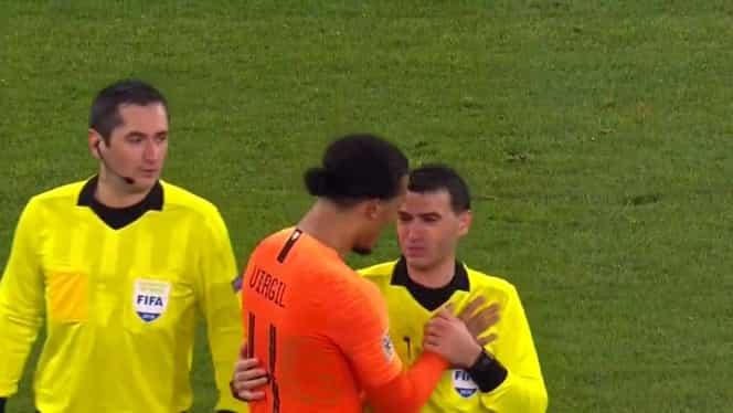 Haţegan a izbucnit în lacrimi după Germania-Olanda! Românul a aflat la pauză că mama sa a murit