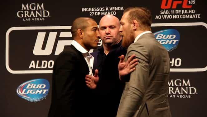 PARIURI. Se cutremură cuşca în UFC! Cotele meciului ANULUI