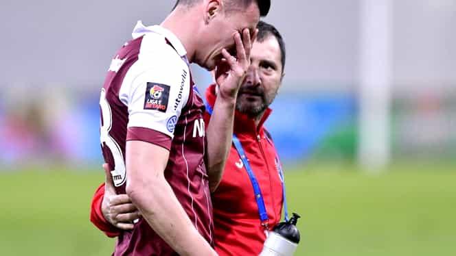 Ovidiu Hoban a mers în Israel pe post de traducător! Nu a fost inclus pe lista UEFA. EXCLUSIV