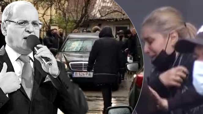 Nelu Ploieșteanu, condus pe ultimul drum. Imagini dureroase de la înmormântare. Live Update