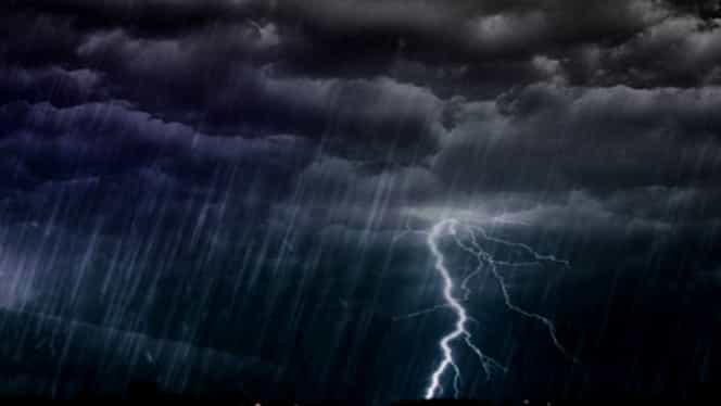 AVERTIZARE de vreme REA! Vezi zonele afectate
