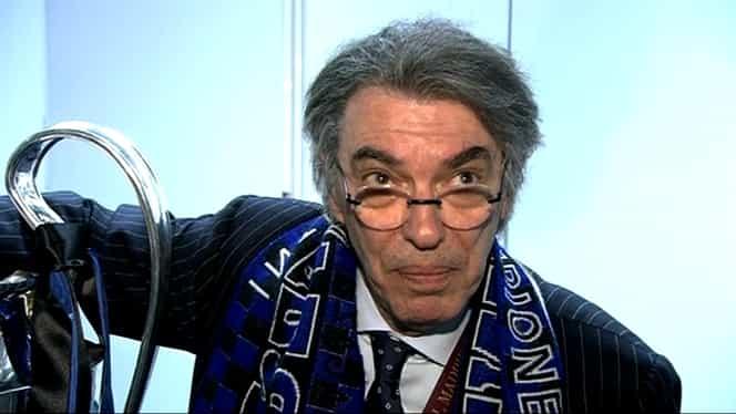 În acest moment se decide viitorul lui Inter: Moratti negociază vînzarea clublui