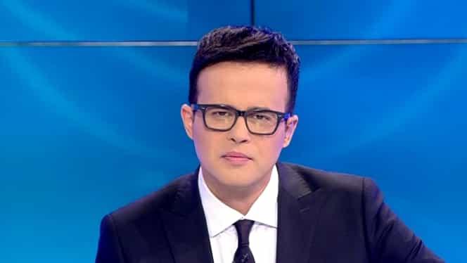 """Mihai Gâdea a dat marea veste în timpul emisiunii. Prezentatorul Sinteza Zilei: """"Este mai bine"""""""