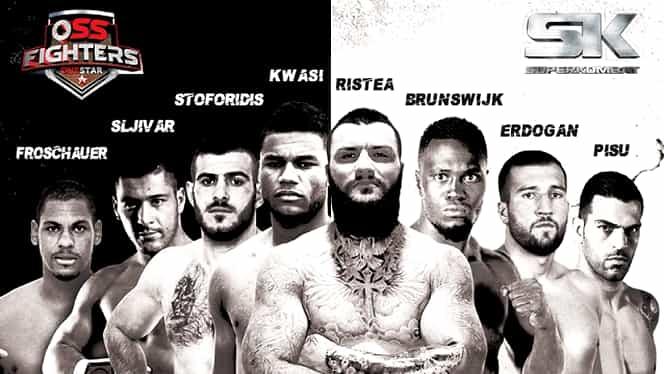 """Piramida """"greilor"""" revine! Românii au ocazia să vadă o gală pe reguli K1 așa cum nu s-a mai văzut de peste 8 ani. 5 superfight-uri și nume mari din lumea kickboxing-ului. EXCLUSIV"""