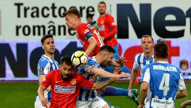 Vesti bune pentru Dică! A revenit şi e apt pentru FCSB – Craiova