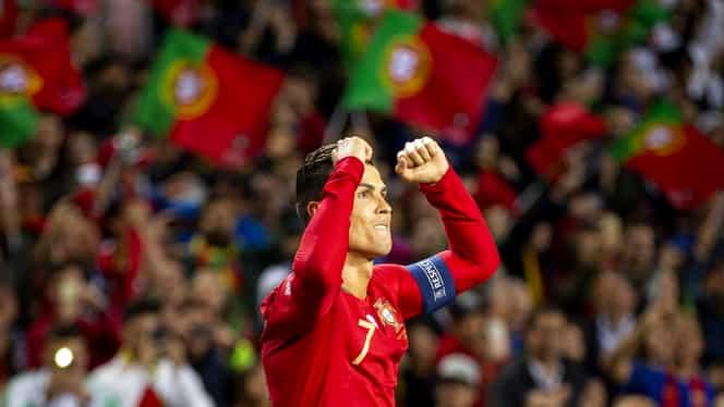 Cristiano Ronaldo a dezvăluit cum rămâne în formă şi la 34 de ani! Interviu inedit pentru UEFA înainte de finala Ligii Naţiunilor
