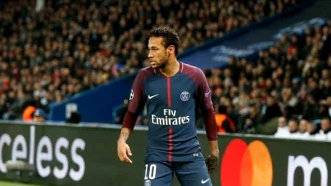 Foto. Despărţirea e aproape! Ce făcea Neymar în timp ce PSG o umilea pe Monaco