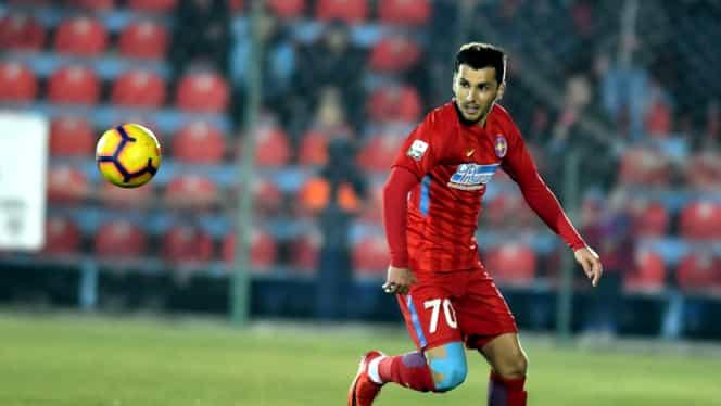 CFR Cluj îl vrea pe Florentin Matei! Gigi Becali îi va rezilia contractul mijlocașului dorit și de Dinamo. EXCLUSIV