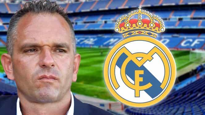 """Dinamo, primul pas spre parteneriatul cu Real Madrid. Ofertă de cumpărare pentru Cortacero: """"Rezolv eu cu Negoiță"""". Exclusiv"""