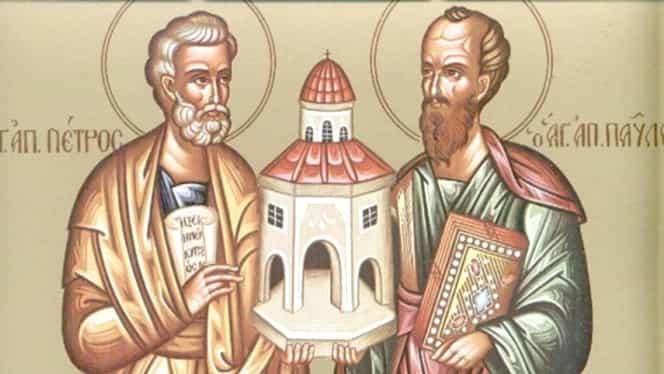 Postul Sfinților Petru și Pavel. Ce nu ai voie să faci sub nicio formă 14 zile. Se spune că e mare păcat