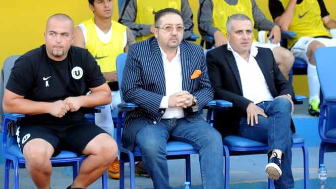 Florian Walter a murit duminică seara. Fostul acționar al lui Dinamo avea 56 de ani