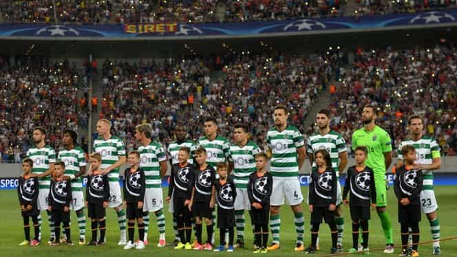 Gigi de Portugalia! Preşedintele lui Sporting a suspendat 18 jucători
