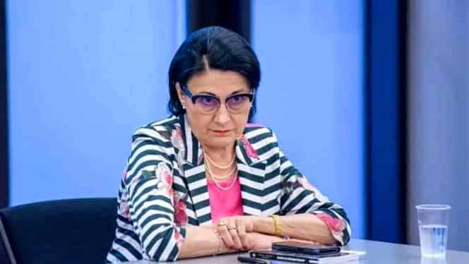 Ce spune Ecaterina Andronescu despre proba la matematică de la Evaluarea Națională 2019. Sfatul ministrului pentru elevi