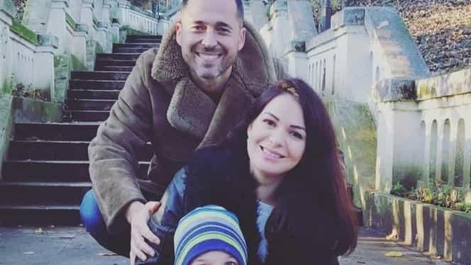 Cum arată fetița lui Dinu Maxer și a Deei. Azi a împlinit un anișor. Foto