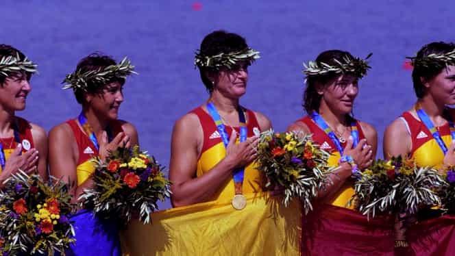 Elisabeta Lipă, cea mai medaliată canotoare din istorie! Ce record a doborât la Jocurile Olimpice din 2004! Video