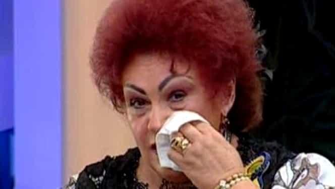 Elena Merișoreanu are probleme de sănătate. Artista suferă de o boală gravă