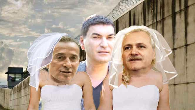 """Cele mai bune glume, după ce Dragnea a ajuns la pușcărie: """"Irina, I Liviu!"""""""