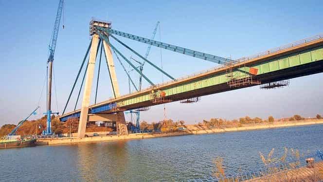 CNADNR, anunţ pentru şoferi: Podul de la Agigea, închis din septembrie