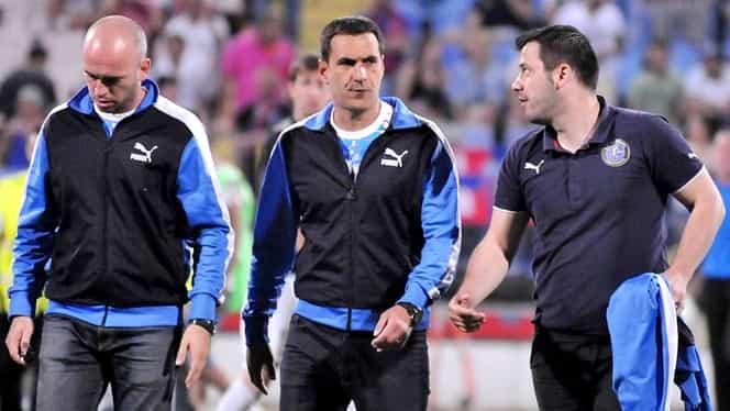 """""""Dinamo poate deveni o echipă bună, dar are nevoie de timp"""""""