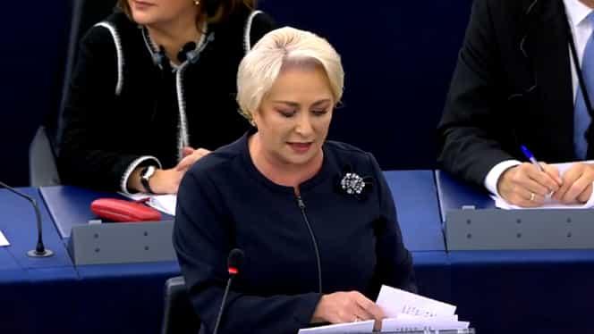 """Chef Dăncilă! Fostul premier s-a semnat drept """"bucătar-șef"""" pe un document în care susținea OUG13 din postura de europarlamentar"""