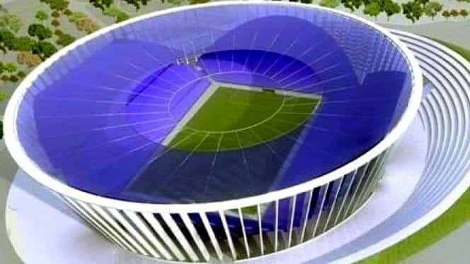 Un nou stadion în Timișoara. Arena va avea 30.000 de locuri și va fi gata în 2021. Cât va costa. FOTO