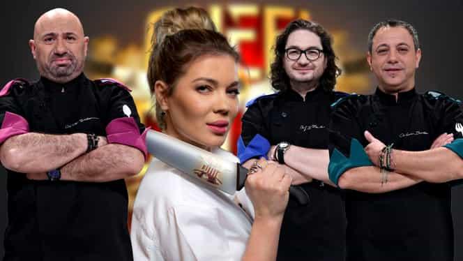 Am aflat cine o înlocuiește pe Gina Pistol la Chefi la Cuțite! Surpriză mare la Antena 1!