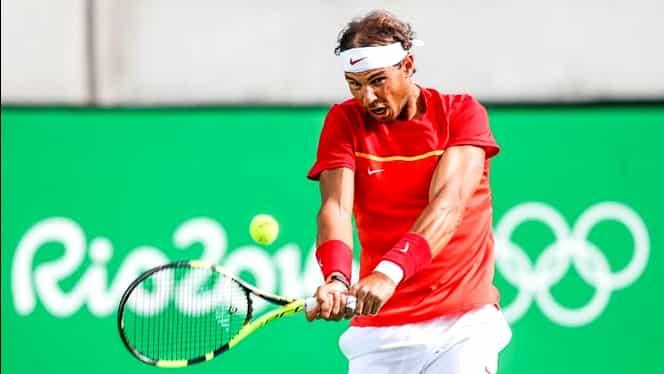 Nadal, eliminat în semifinale la simplu! Confruntare surpriză în ultimul act la Rio