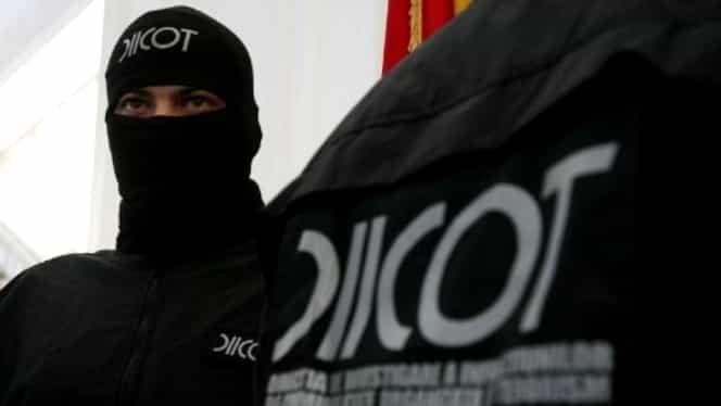 Fostul șef de la Crimă Organizată din Cluj a fost săltat aseară de DIICOT. E acuzat de şantaj şi lipsire de libertate Video