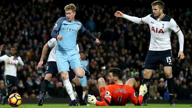 Manchester City – Tottenham 1-0 VIDEO în Premier League. Victorie uriașă pentru cetățeni