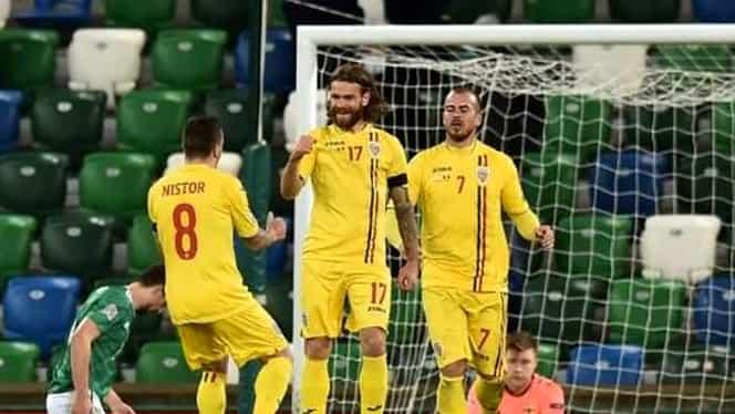 Notele după Irlanda de Nord – România 1-1. Eric Bicfalvi, eroul care ne duce în urna 2!
