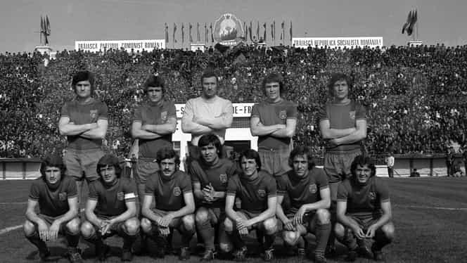 S-a stins din viață un fotbalist legendar al Stelei! A eliminat-o pe Barcelona și l-a anihilat pe marele Gerd Muller!