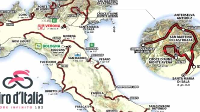 Program Eurosport sâmbătă, 11 mai. Giro d' Italia, superbike şi CM de anduranţă moto
