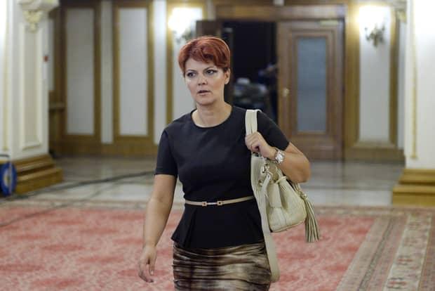 Lia Olguţa Vasilescu, vizită în miez de noapte! Unde a mers purtătorul de cuvânt al PSD. FOTO