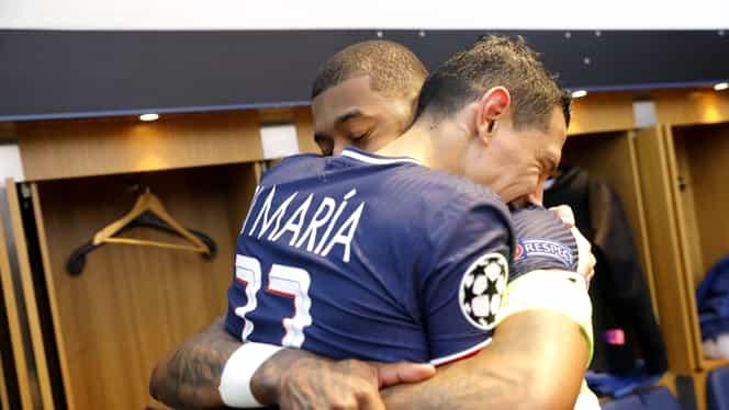 Fiesta pe Parc des Princes! Cum a sărbătorit PSG calificarea în semifinalele Champions League. Video