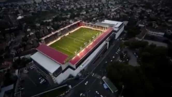 VIDEO / Sîrbii au inventat adevăratul Mall Arena