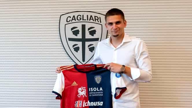 Cum a fost convins Răzvan Marin să plece de la Ajax la Cagliari! Detaliile transferului în Serie A
