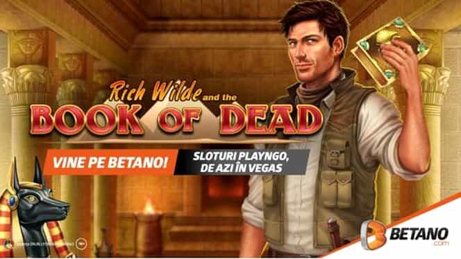 Atracții în Cazinoul Betano în martie: noul provider Play'n Go, mai multe șanse de câștig!