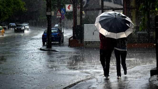 METEO. Se strică vremea! Furtuni şi grindină în toată ţara