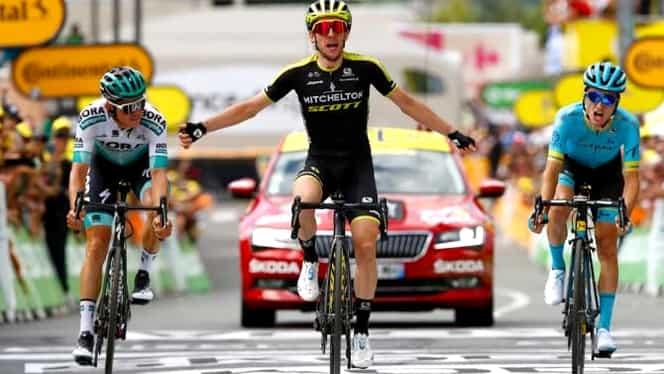 LIVE BLOG Turul Franței 2019. Clasamente, Rezultate, Live Video. Simon Yates, succes în prima etapă din Pirinei! Alaphilippe rezistă în galben. VIDEO