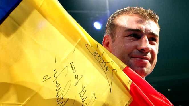 Lucian Bute, cel mai bun pugilist din istoria României! Şi-a apărat titlul mondial de nouă ori! Video