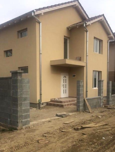 Diana Simion a reușit să își termine casa, pe care a început-o acum câțiva ani