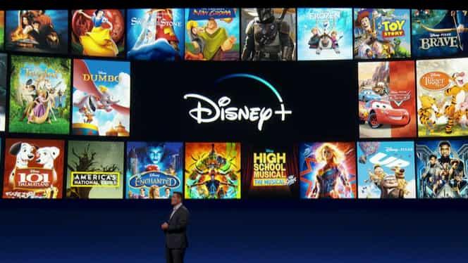 Gigantul Netflix va avea un competitor uriaș! Disney Plus intră pe piață în toamnă