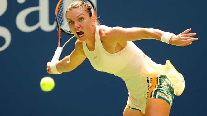 Cum a reacţionat Nike după ce rochia Simonei Halep de la US Open a fost făcută praf